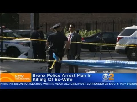 Bronx Police Arrest Man In Killing Of Ex-Wife