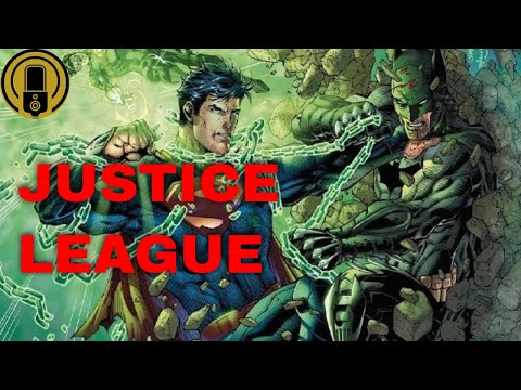Justice League (New 52) Volume 1 Pt.1 Audio Comic