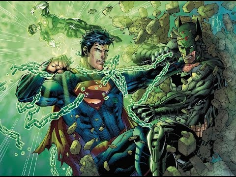 Justice League (New 52) Volume 1 Audio Comic Part 1