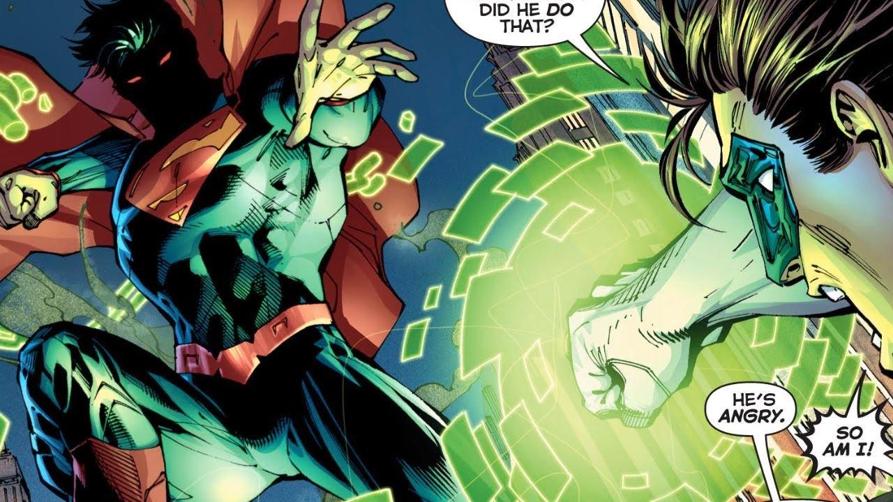 Justice League New 52 Volume 1 Pt1 Comic Dub