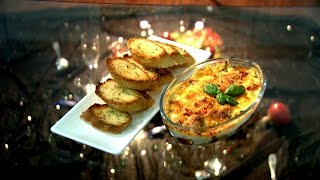 Dhe Ruchi Episode 97 - Mushroom and Paneer Pie & Garlic Bread Recipes