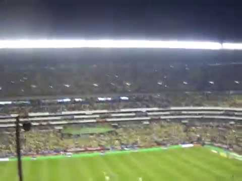 Gol de america 2-0