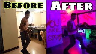 I Transformed My Makeup Room😍| Siddharth nigam | spray paint 🎨