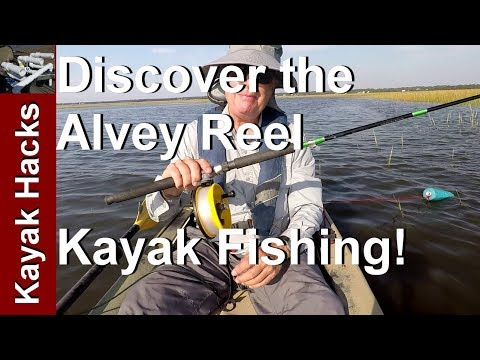 Alvey Kayak Reel And Rod Combo Review And How To Use