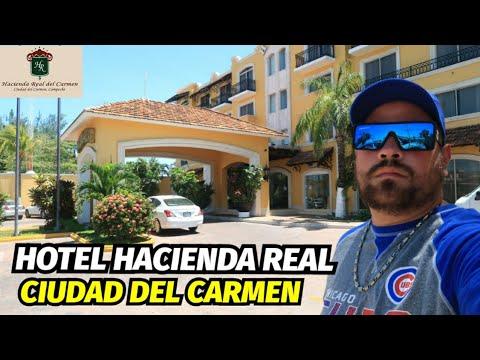 EL PRIMER HOTEL DE LUJO DE CIUDAD DEL CARMEN CAMPECHE  🇲🇽