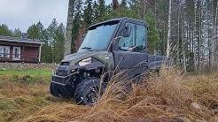 Uuden Mönkijän esittelyvideo! - Polaris Ranger 570 4x4