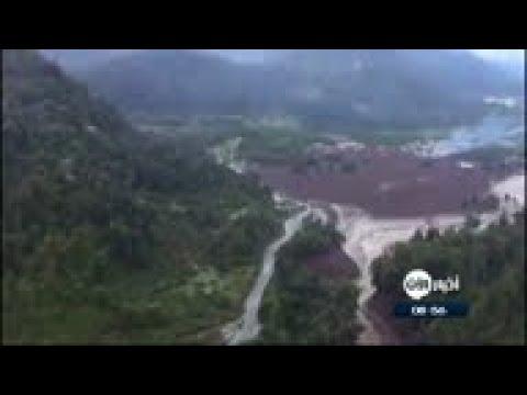 إنهيار أرضي يتسبب في دفن قرية بـ -تشيلي-  - نشر قبل 4 ساعة