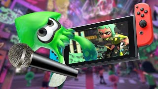 Nintendo Switch Built-In Voice Chat Available for Splatoon 2 LAN Play