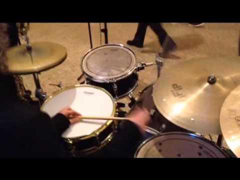 ENRICO FERRARESI jazz quartet,  2015