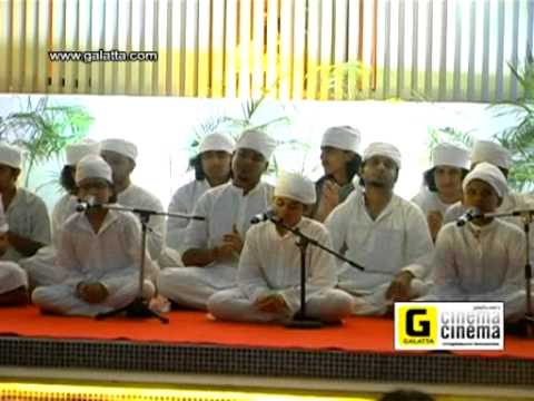 A R  Rahman's son performes at KM Music college launch