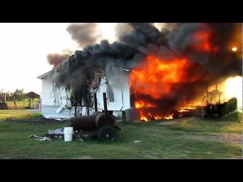 Biardstown, Texas Structure fire #2  9/22/2012