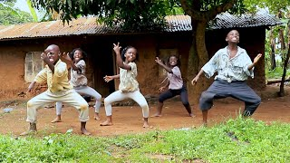 Masaka Kids Africana Dancing Goodness Of God ft Petit Afro
