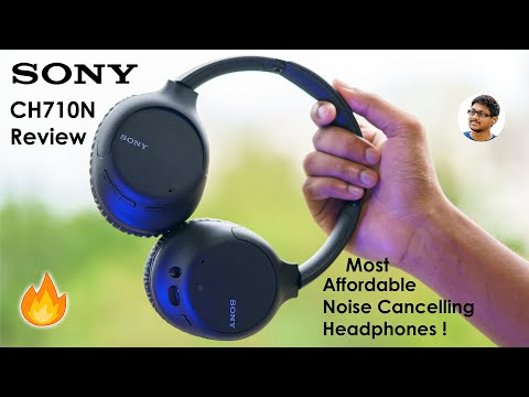 sony-ch710n-review!-most-affordable-noise-cancelling-wireless-headphones-2020-🔥