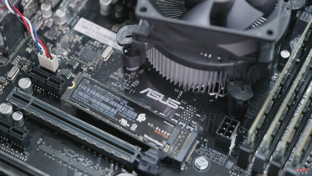 Western Digital Black SN750 NVMe SSD İncelemesi