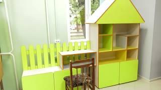 Новый облик юношеской библиотеки «Ровесник» в Абакане - Абакан 24