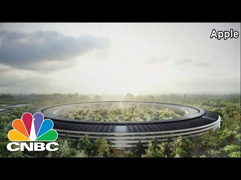 Apple to move to new campus in 2017   CNBC