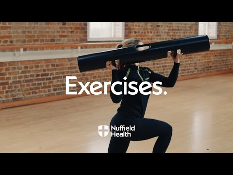 ViPR Lunge to Uppercut | Nuffield Health