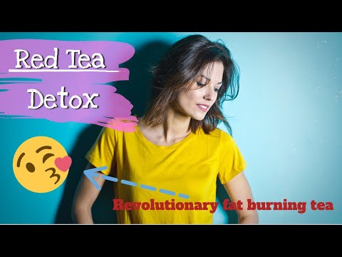 Red Tea Detox Review | Revolutionary fat burning tea | Rated 4/5 on TrustPilot thumbnail