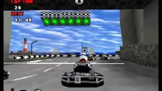 Sega Saturn ► Formula Karts - Special Edition