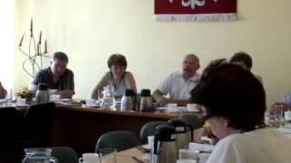 Jeziorany, posiedzenie Komisji w dniu 21 czerwca - sprawozdanie z wykonania budżetu, cz. I