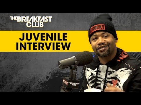 Juvenile Talks New Album With Birdman, Early Days With Cash Money + More