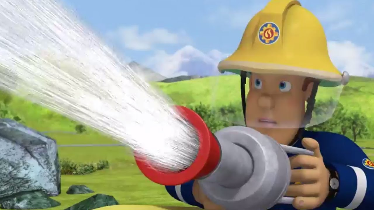 Sam le pompier les trappeurs de pontypandy les dessins anim s youtube - Dessin anime de pompier sam ...