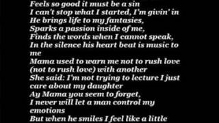 Christina Aguilera-Infatuation WITH LYRICS!!