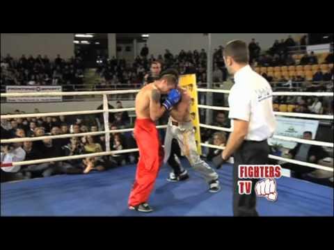 Fighters Tv Maurizio Tamenghi vsAlessio Di Sano #RING