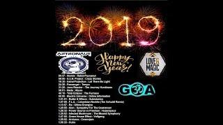 Aztronaut - Goa Trance Live@NewYearsEve 2018
