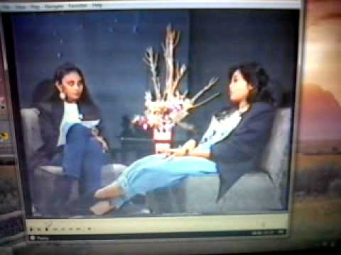 Nike Ardilla Interview With Dian Nitami at her age 13 years old