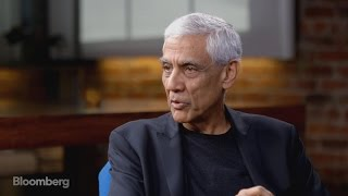 Vinod Khosla: Being an Entrepreneur Is Painful