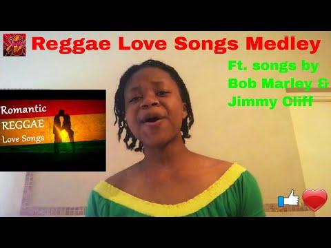Reggae Love Songs Medley| Musique Medley