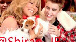 Justin Bieber - All i want for Christmas is you ft Mariah Carey RINGTONE