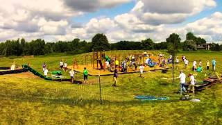 Green Bay Ymca Playground Build - Time-lapse Video