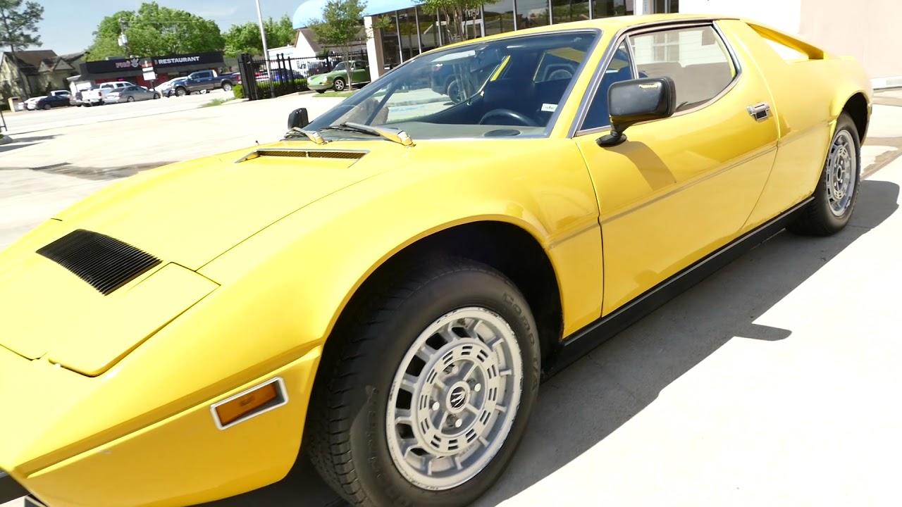 1979 Maserati Merak SS - YouTube