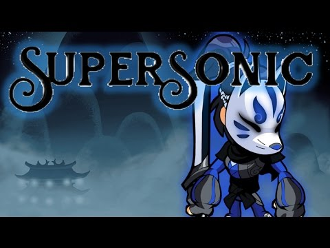 Supersonic - A brawlhalla montage