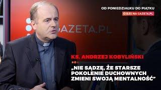 Ostro o sytuacji w polskim  kościele. Ks. Kobyliński: Reakcja abpa Głódzia była przerażająca.