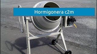 Hormigonera Termica c2m