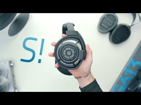 Fascinating! | Sennheiser HD800S Review
