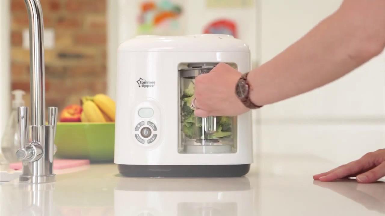 Tommee Tippee Explora Baby Food Steamer Blender