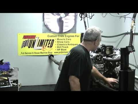 LS7 427CI 625HP Crate Engine By Proformance Unlimited