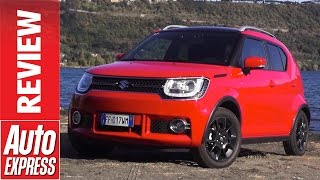 New Suzuki Ignis review: funky new supermini driven!