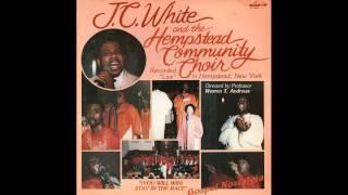 """Caught Up To Meet Him"" (1982) J. C. White & Hempstead Community Choir"