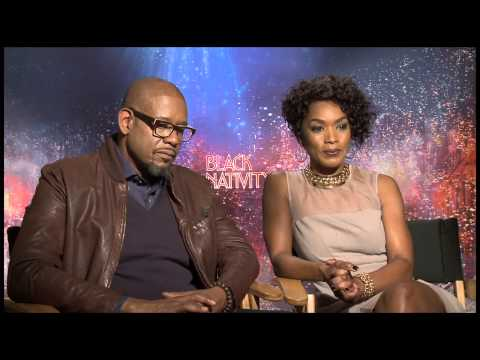 Black Nativity: Forest Whitaker & Angela Bassett Offiical Movie Interview