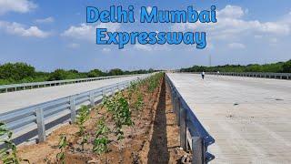 New Alignment Greenfield Delhi Mumbai Expressway |Update 60|