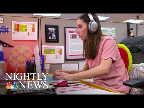 Meet The 24-Year-Old Innovator Designing Cars For Ford | NBC Nightly News