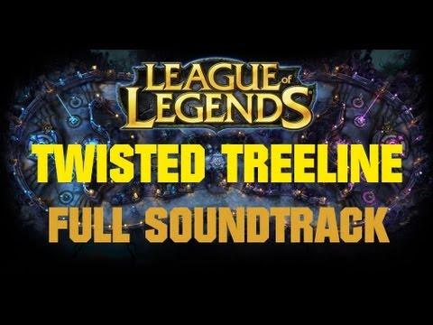 Twisted Treeline Music - Complete Soundtrack [Remastered Version]