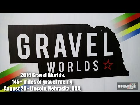 2016 Gravel Worlds: 145+ Miles in Lincoln, Nebraska! Available in 60FPS HD!