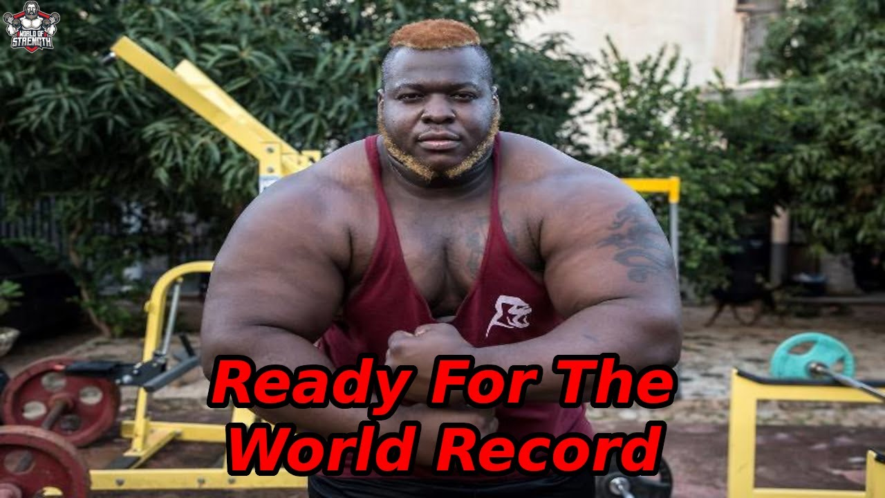The Strongest Shoulders in the World - Iron Biby