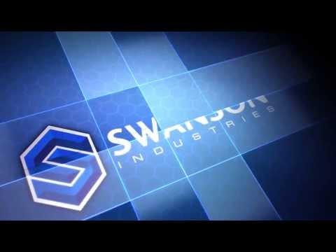 Swanson Industries Wind Turbine Opening